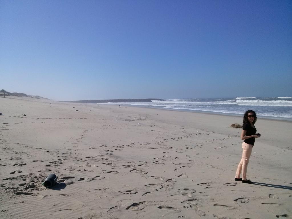 Първа среща с океана